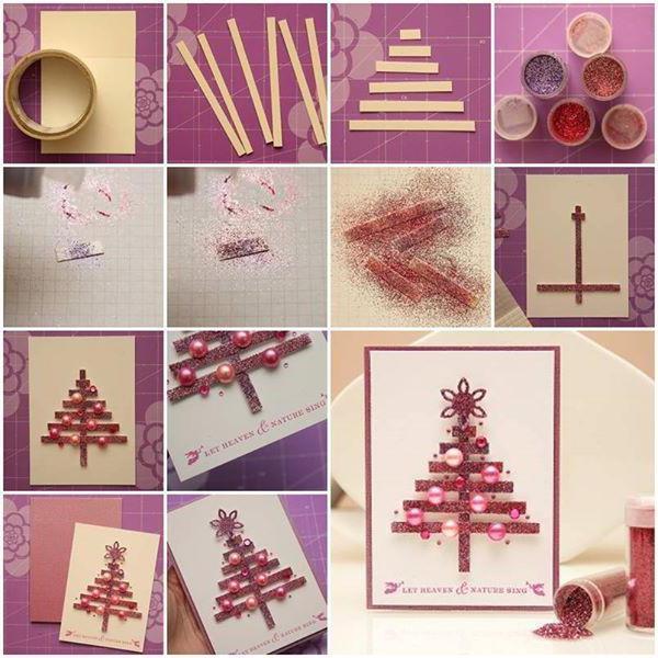 Открытка с рождеством христовым сделать своими руками, открытка