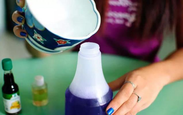 гель мыло для душа своими руками