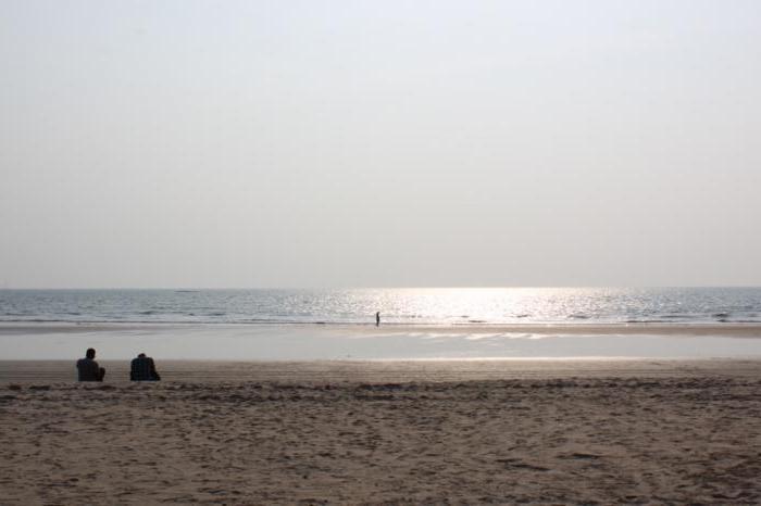 пляж морджим отзывы