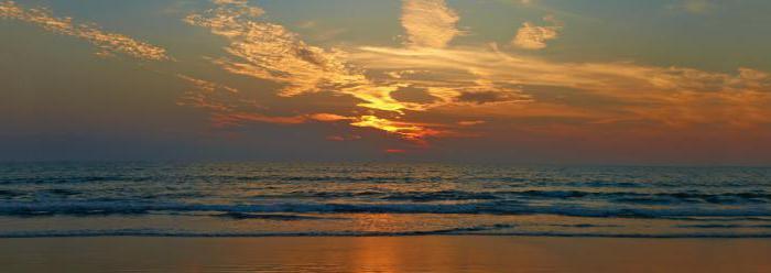 пляж морджим гоа
