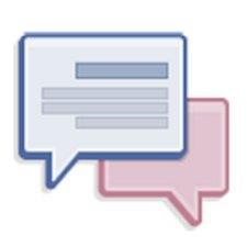 сообщения в фейсбук