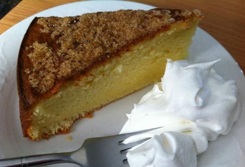 сахарный пирог в мультиварке