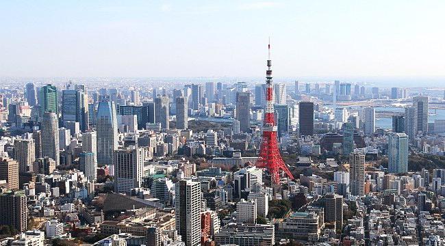 телевизионная башня токио высота