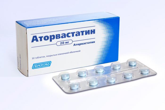 статины аторвастатин розувастатин