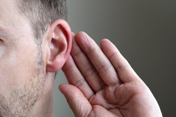 уши большие