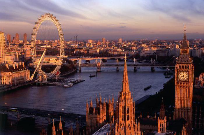 столица соединенного королевства великобритании и северной ирландии