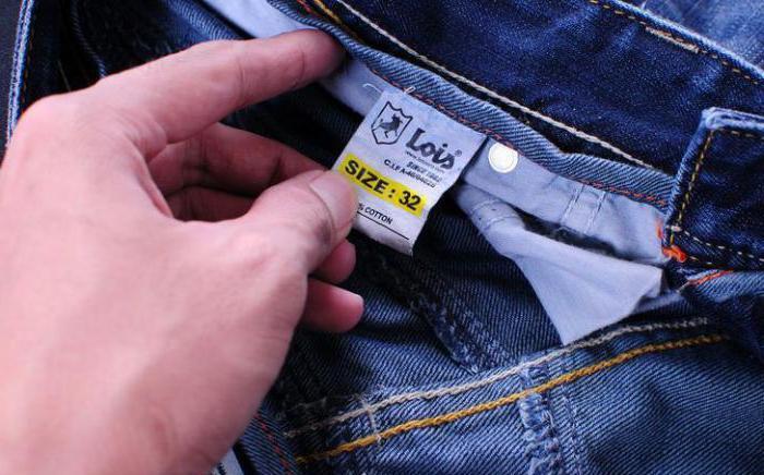 32 размер джинс это какой русский размер