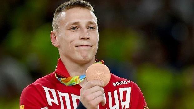 бронзовая медаль в борьбе