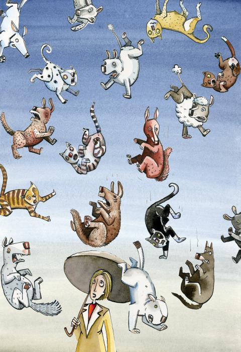 фразеологизмы с названиями животных