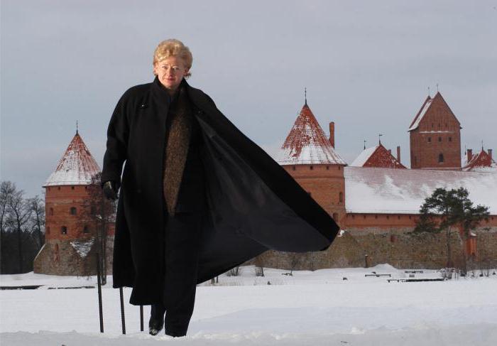президент литвы сейчас