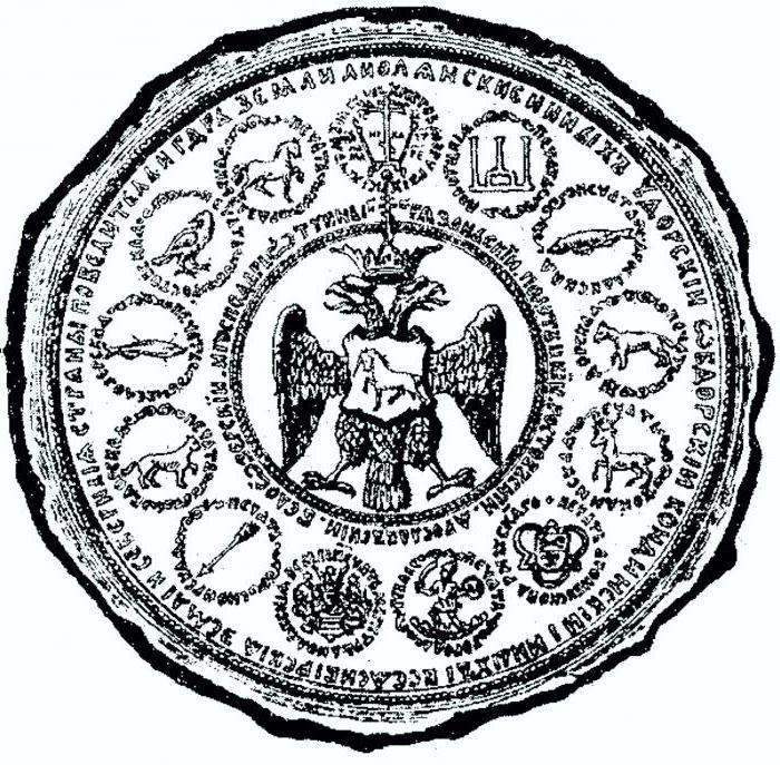 герб ярославля история