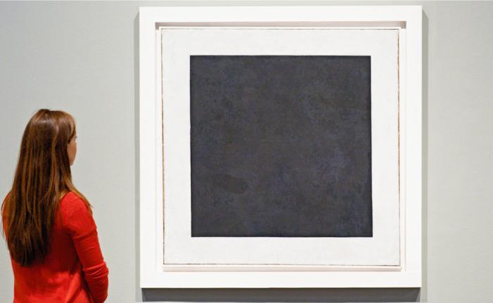 черный квадрат малевича смысл картины фото