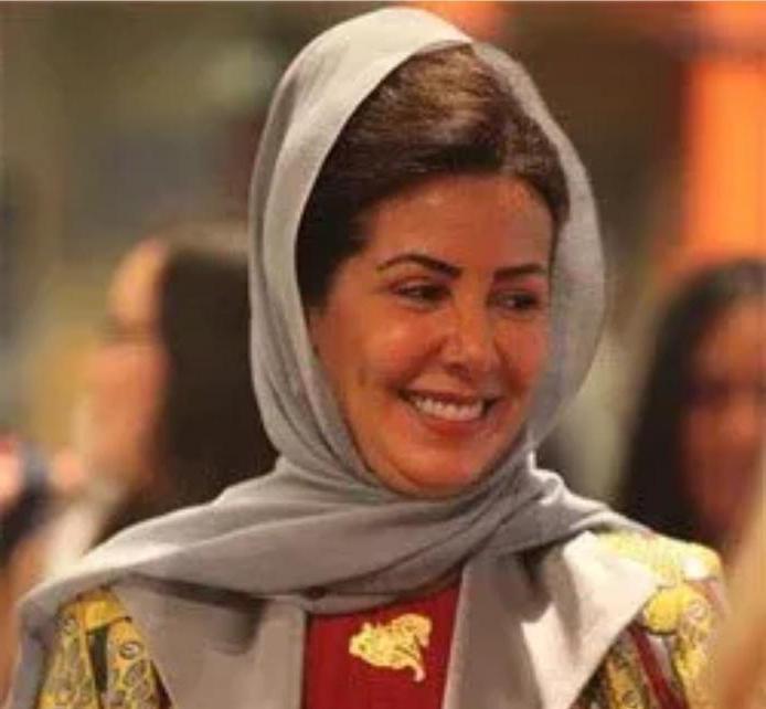 дочь короля саудовской аравии