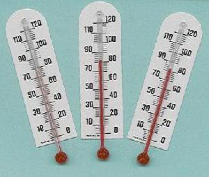 спиртовые термометры для измерения температуры