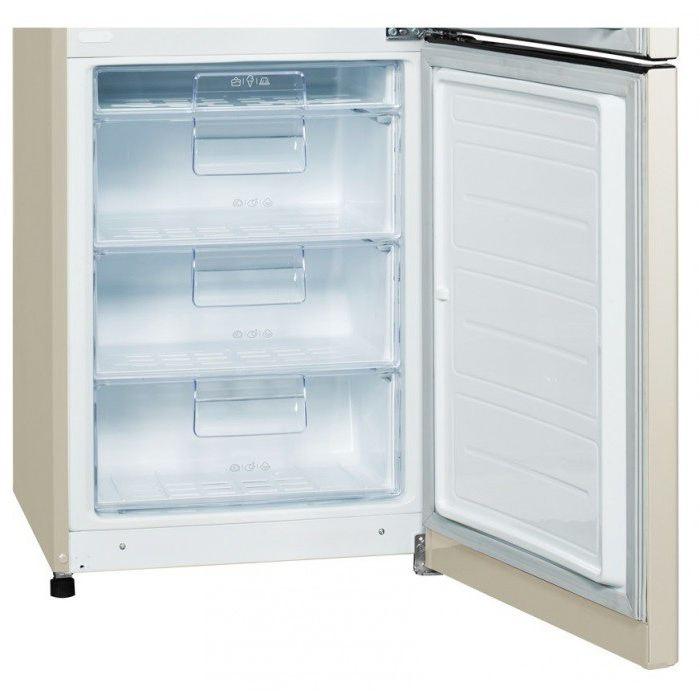 холодильник lg ga b489yeqz фото