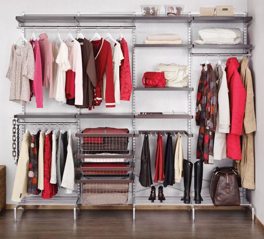 Larvij гардеробная система. Цены