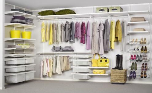 Larvij гардеробные системы СПб