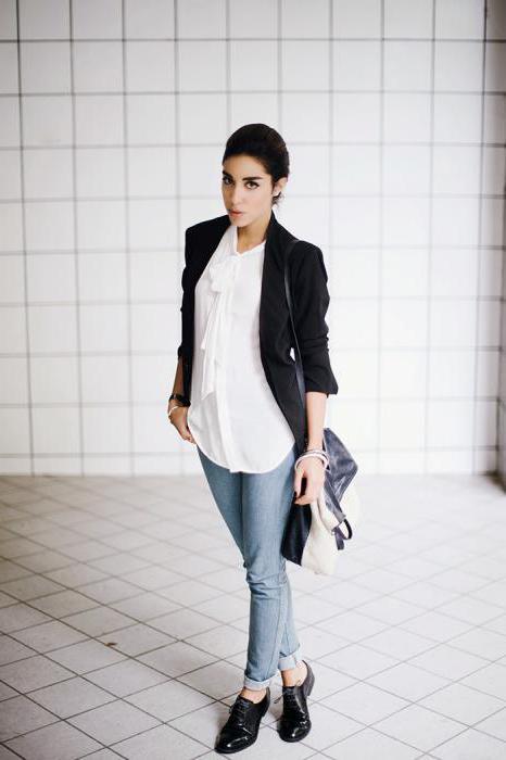 лакированные ботинки женские с чем носить