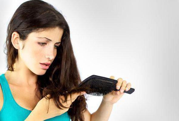 против выпадения волос масло