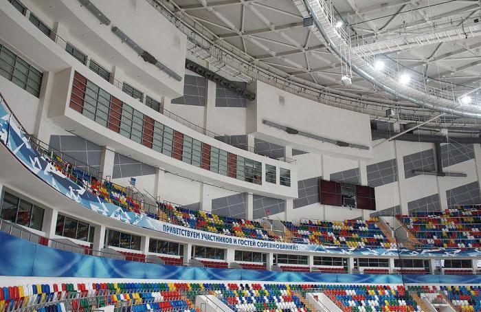 дворец спорта мегаспорт как добраться