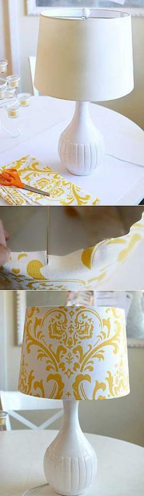 Как украсить интерьер на кухне своими руками 18