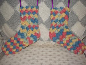 вязание носков энтерлак спицами