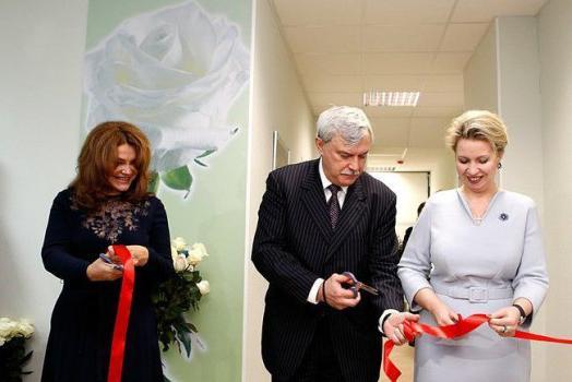 Медицинский центр белая роза адреса в спб