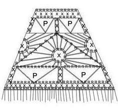 макраме схемы плетения