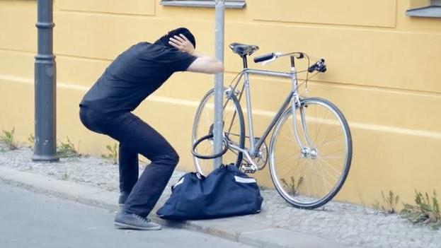 сигнализация на велосипед