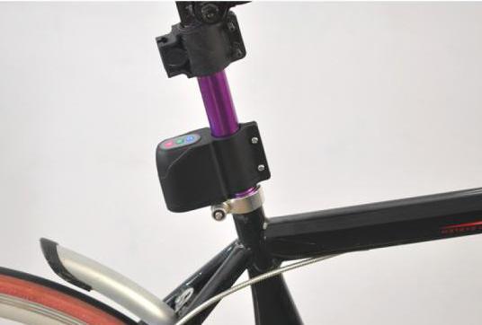 как сделать сигнализацию на велосипед
