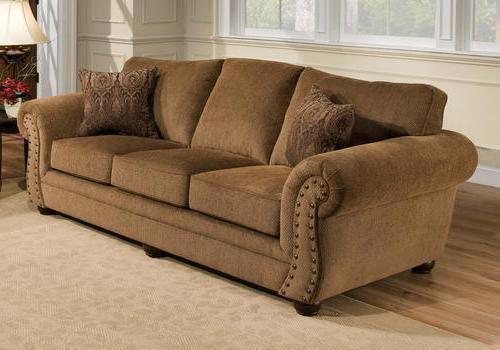 какой материал выбрать для обивки дивана