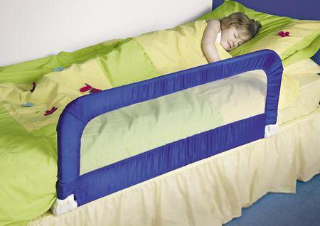 детский ограничитель для кровати