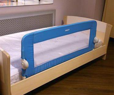 бортик ограничитель для детской кровати