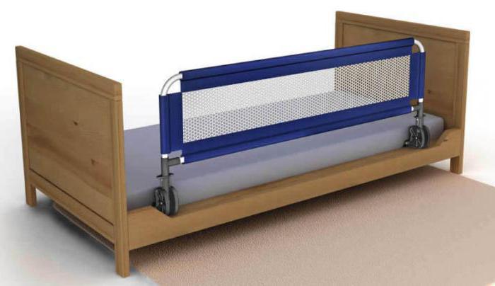 Ограничители для детской кроватки: какой лучше изготовить? 3