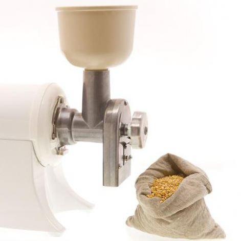 мельницы для помола зерна