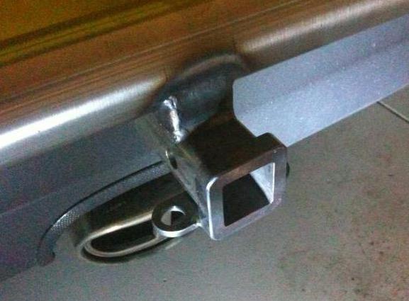 прицепное устройство для автомобиля