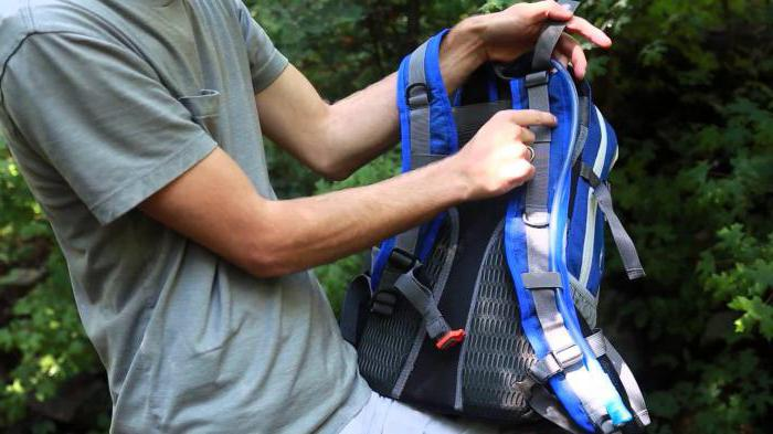 рюкзак спортивный мужской