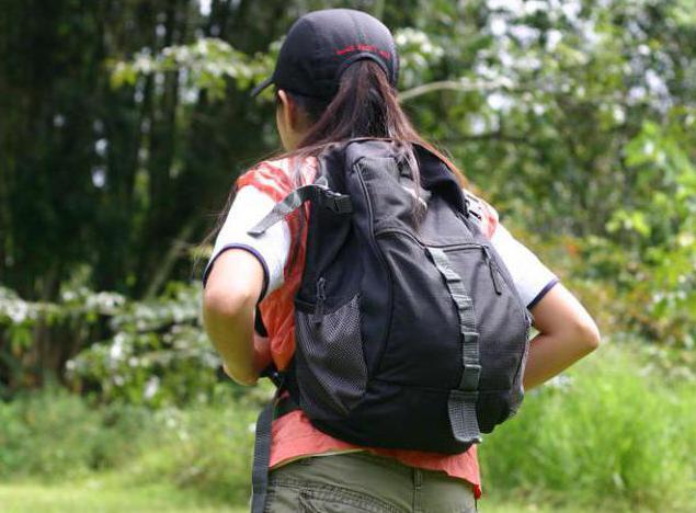 рюкзак спортивный женский