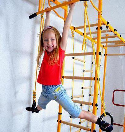 спортивные комплексы для детей фото