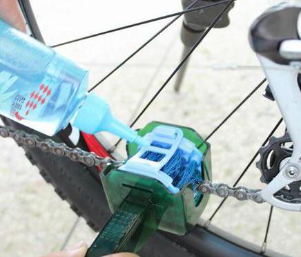 машинка для чистки цепи велосипеда своими руками