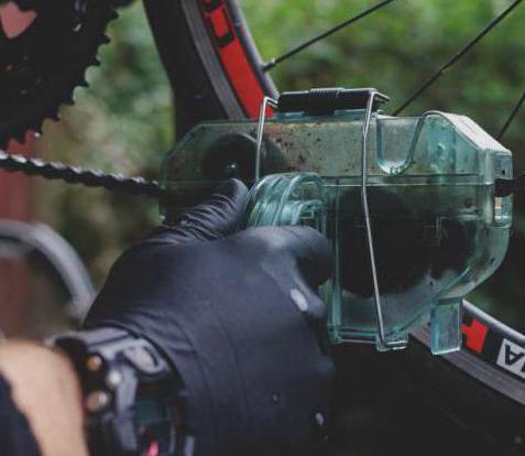 машинка для чистки цепи велосипеда отзывы
