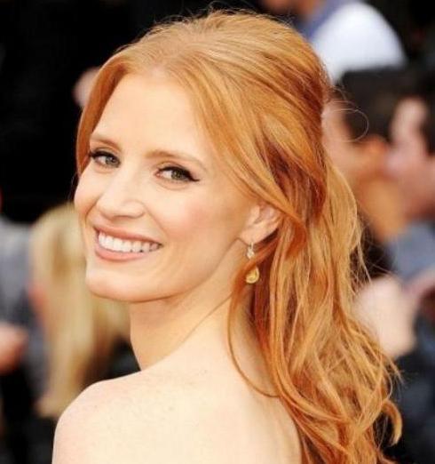 Цвет волос светло-рыжий: оттенки, краски и рекомендации по окраске