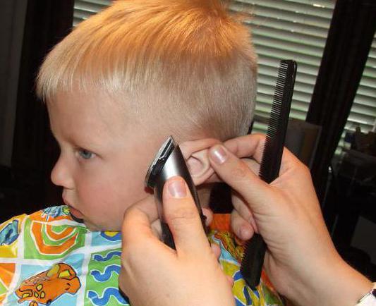 машинка для стрижки волос детская отзывы