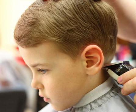 детская машинка для стрижки волос филипс