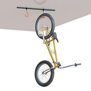 подвес для велосипеда