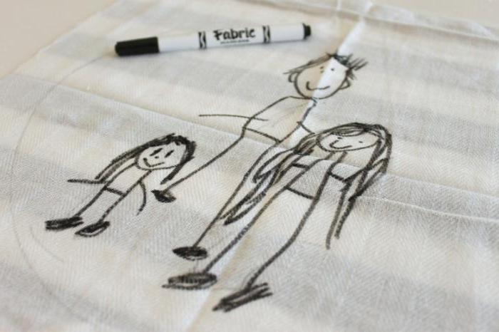 маркер для ткани смывающийся hemline отзывы