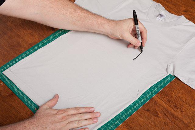 маркер для ткани смывающийся фото