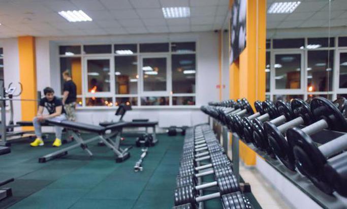 Популярные фитнес-клубы Челябинска