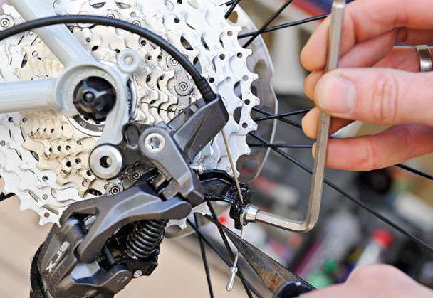на велосипеде прокручиваются педали причина