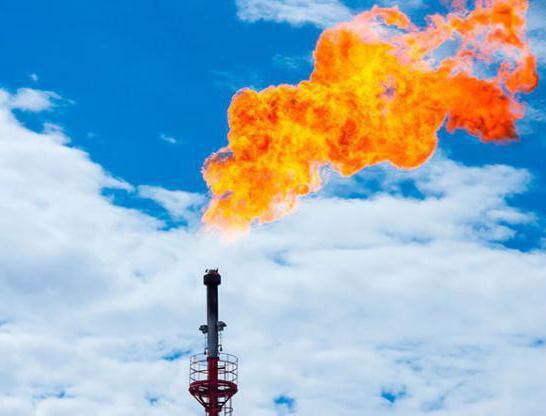 какой газ используется в квартирах